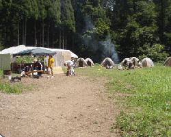 森の子キャンプ場